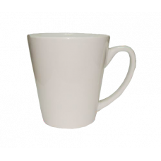12oz White Latte Mug  - Box of 36pcs