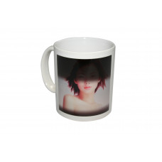 11oz Black Full Colour Change Mug  - 8pcs