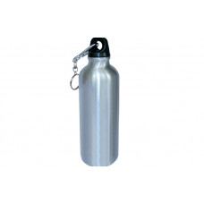 600ml Aluminum Sport Bottle With Screw Top Cap